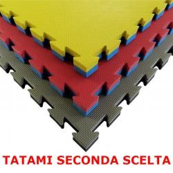 Tatami 4 cm Seconda Scelta