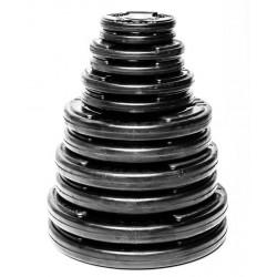 Set Dischi Palestra 300 kg
