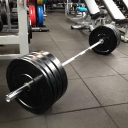 Set 130 kg Bumpers con...